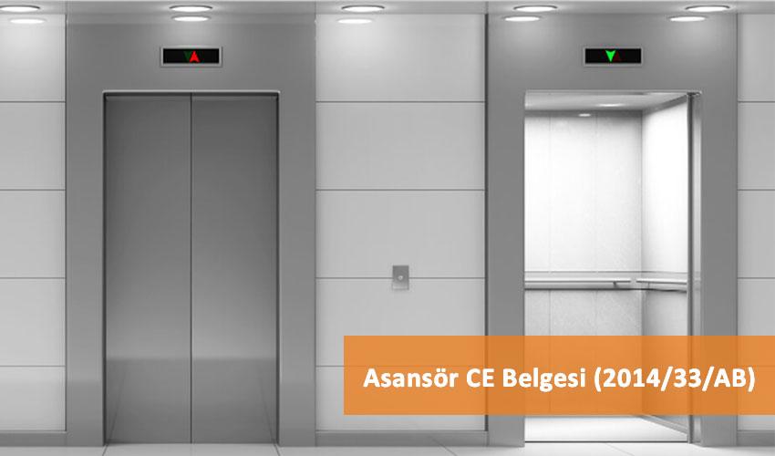 Asansör CE Belgesi (2014/33/AB) - KAYER Danışmanlık