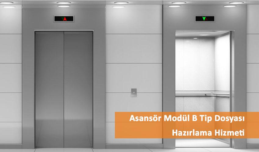 Asansör Modül B Tip Dosyası Hazırlama Hizmeti - KAYER Danışmanlık